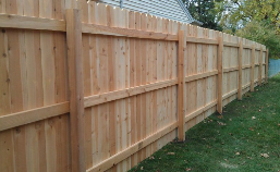 Abc Fence Company Is A Local Business Specializing In